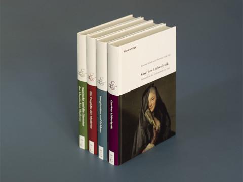 »Goethes Liebeslyrik«, aus der Reihe »Klassik & Moderne« der Klassik Stiftung Weimar
